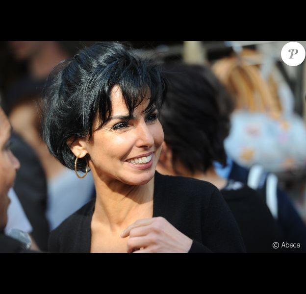 Rachida Dati le 27 mars 2012 à Guerande