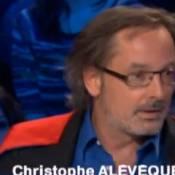 On n'est pas couché : Le ton monte entre Christophe Alévêque et André Bercoff