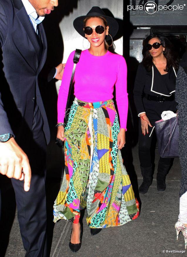 Beyoncé  Divine en maillot de bain à Saint,Barth avec Jay,Z et Blue Ivy
