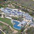 La forteresse de Gisele Bündchen et Tom Brady située à Pacific Palisades (Californie) leur a coûté 24 millions d'euros.