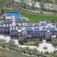 Voici la villa terminée du couple Gisele Bündchen-Tom Brady. Un bijou immobilier de 24 millions d'euros situé dans le quartier de Pacific Palisades à Los Angeles.
