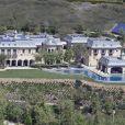 Voici la villa terminée du couple Gisele Bündchen-Tom Brady. Un bijou immobilier d'une valeur de 24 millions d'euros, situé à Pacific Palisades (Californie).