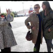 Maman : Mathilde Seigner, Marina Foïs et Josiane Balasko, indignes, en famille