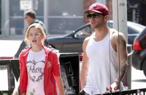 Ryan Phillippe : Moment de complicité avec sa fille, la très jolie Ava