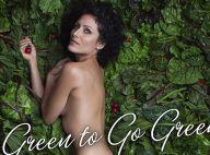 Lisa Edelstein nue : une belle plante qui nous rend verts !