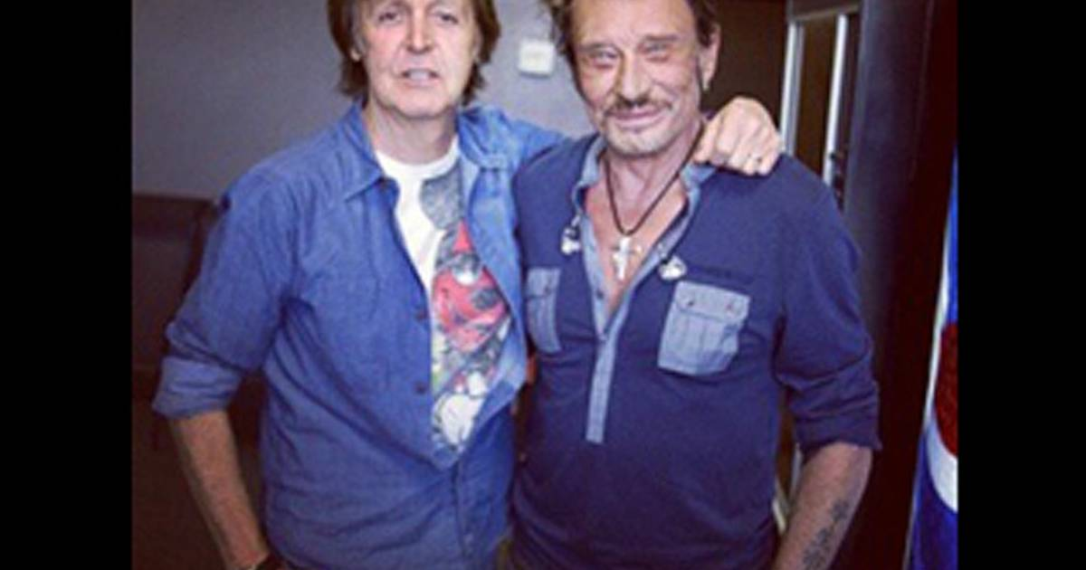 Rencontre paul mccartney