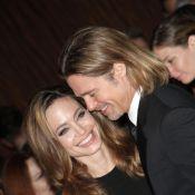 Brad Pitt et Angelina Jolie : Ils se sont (enfin !) fiancés