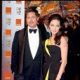 Brad Pitt et Angelina Jolie, en février 2009 à Los Angeles.