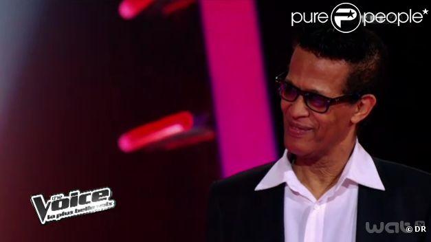 Vigon, talent de Louis Bertignac, dans The Voice