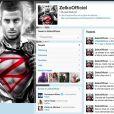 Capture d'écran du twitter de Zelko