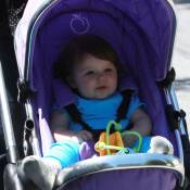 Harper Seven : L'adorable petite Beckham s'offre une sortie en solitaire