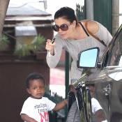 Sandra Bullock : Son fils Louis s'est fait un copain aussi mignon que lui