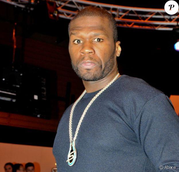 50 Cent le 10 avril 2012