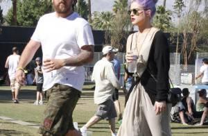 Dita Von Teese colorée, Rosie Huntington sexy : Festival de stars à Coachella