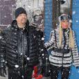Coco et son mari Ice-T à Park City en janvier 2012