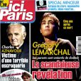 Ici Paris (en kiosques le 25 avril 2012)