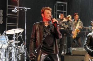 Johnny Hallyday : Puissant et émouvant pour son grand retour sur scène