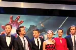 Avengers : Scarlett Johansson, Robert Downey Jr... pour un événement de folie