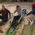 Les hommes rouges dans Koh Lanta 2012, vendredi 27 avril 2012 sur TF1