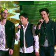Les talents chantent Des Ricochets le samedi 28 avril 2012 sur TF1