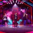 Al.Hy, Thomas et Amalya reprennent Proud Mary dans The Voice le samedi 28 avril 2012 sur TF1
