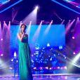 Prestation de Louise dans The Voice le samedi 28 avril 2012 sur TF1