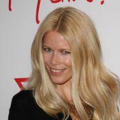 Claudia Schiffer, amoureuse, fait la fête pour Guess à Paris !