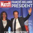 Paris Match  en date du 8 au 16 mai 2012.