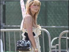 PHOTOS : Mischa Barton se prend pour la fée Clochette !