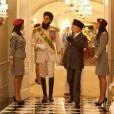 Sacha Baron Cohen dans  The Dictator , en salles le 20 juin.