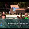 Julia et Sofiane s'expliquent dans Les Anges de la télé-réalité 4 le mercredi 9 mai 2012 sur NRJ 12
