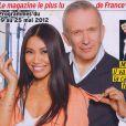 Anggun et Jean Paul Gaultier en couverture de  Télé 7 Jours , en kiosques le lundi 14 mai 2012.