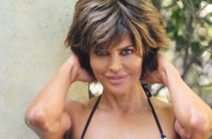Lisa Rinna : A 48 ans, elle affiche une silhouette de rêve en bikini