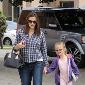 Jennifer Garner : Enjouée avec sa ballerine Violet, elle assume ses rondeurs