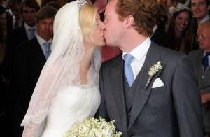 Mariage en Bavière : La princesse Felipa, superbe, a épousé Christian Dienst