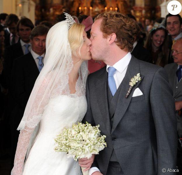 La princesse Felipa de Bavière a épousé le producteur de films Christian Dienst. Leur mariage a été célébré le 12 mai 2012 en l'église Wies de Steingaden.