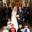 Le mariage de la princesse Felipa de Bavière et du producteur de films Christian Dienst a été célébré le 12 mai 2012 en l'église Wies de Steingaden.