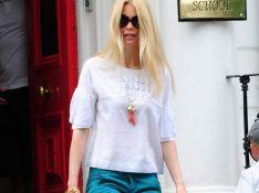 PHOTOS : Claudia Schiffer lance la mode des bijoux vaudou !