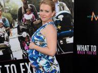 Melissa Joan Hart enceinte : Sabrina, l'apprentie sorcière et son ventre rond