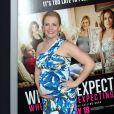 Melissa Joan Hart enceinte à l'avant-première de  Ce qui vous attend si vous attendez un enfant , à Los Angeles le 14 mai 2012.