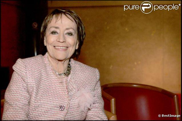 Annie Girardot le 7 mars 2006 à Boulogne
