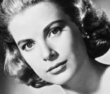 La star hollywoodienne Grace Kelly.