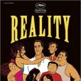 L'affiche du film Reality de Matteo Garrone