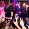 P. Diddy en concert au VIP ROOM de Cannes le 16 mai 2012