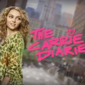 The Carrie Diaries : Bande-annonce des aventures de la jeune Carrie Bradshaw