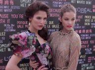 Cannes 2012 : Bianca Balti et Barbara Palvin foulent avec classe le tapis rouge