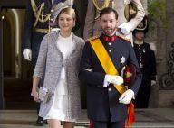 Baptême d'Estelle de Suède: 1re mission du prince Guillaume et Stéphanie fiancés