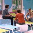 Secret Story 6 - Le couple Capucine - Alexandre en question (26 mai 2012)
