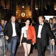 Kristen Stewart lors d'une soirée pour le film Cosmopolis au Carlton Cinema Club à Cannes le 25 mai 2012