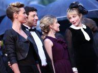 Cannes 2012 : Julie Depardieu, belle et enceinte pour l'hommage à Claude Miller